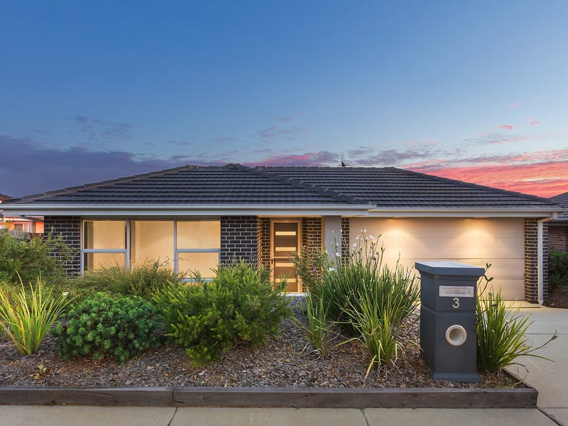 3 Joe Croft Street, Bonner, ACT 2914