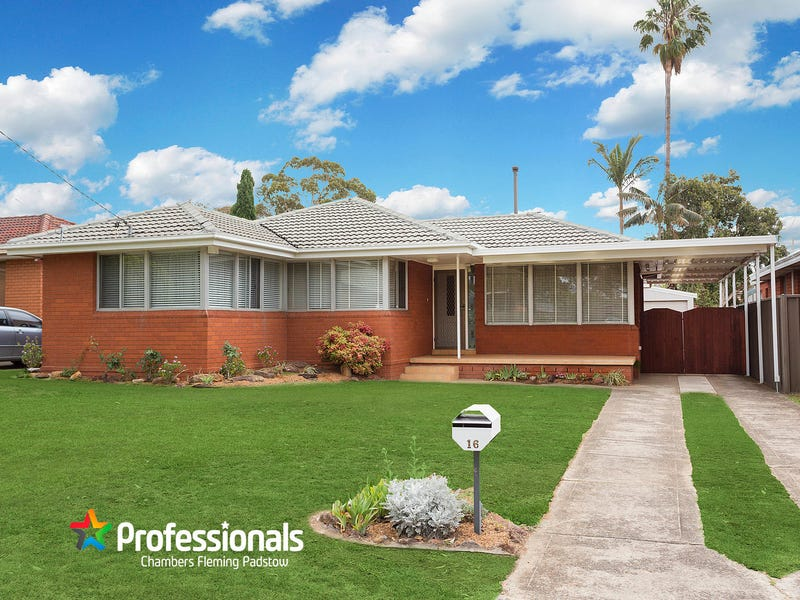 16 Towner Avenue, Milperra, NSW 2214