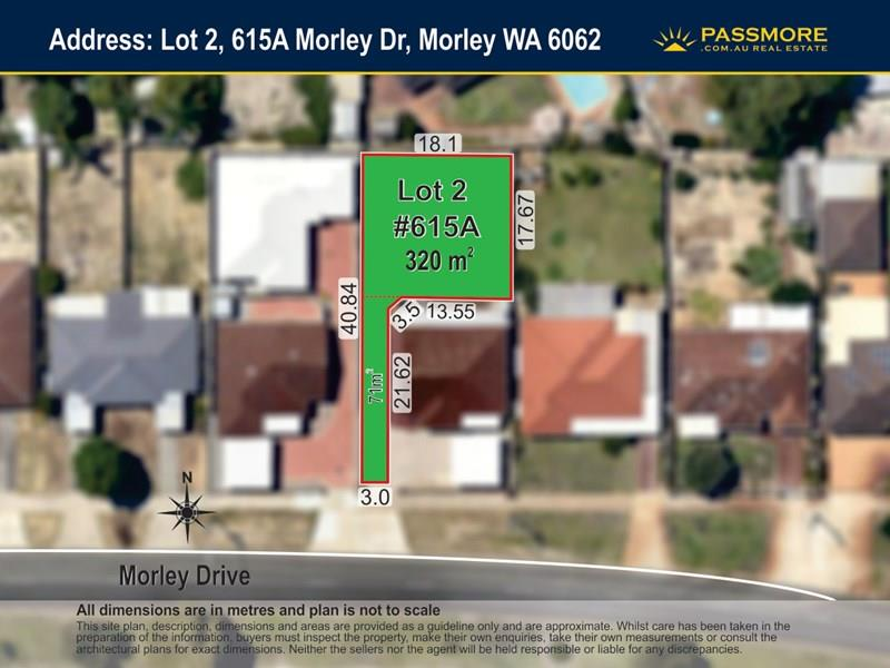 615A MORLEY DRIVE, Morley