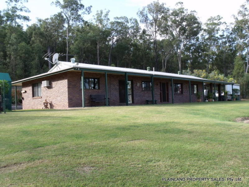 Lot1 Quailschefskis road, Spring Creek, Qld 4343