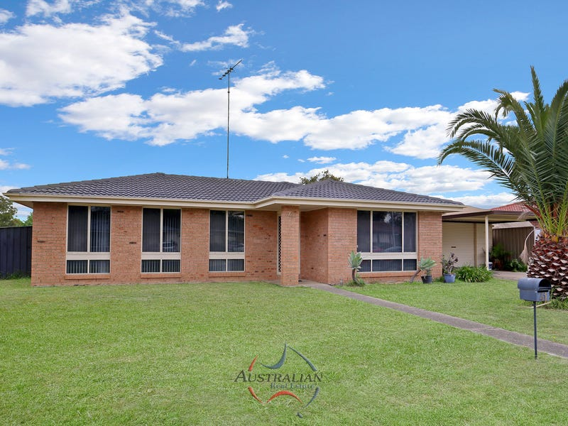 41 Olympus Drive, St Clair, NSW 2759