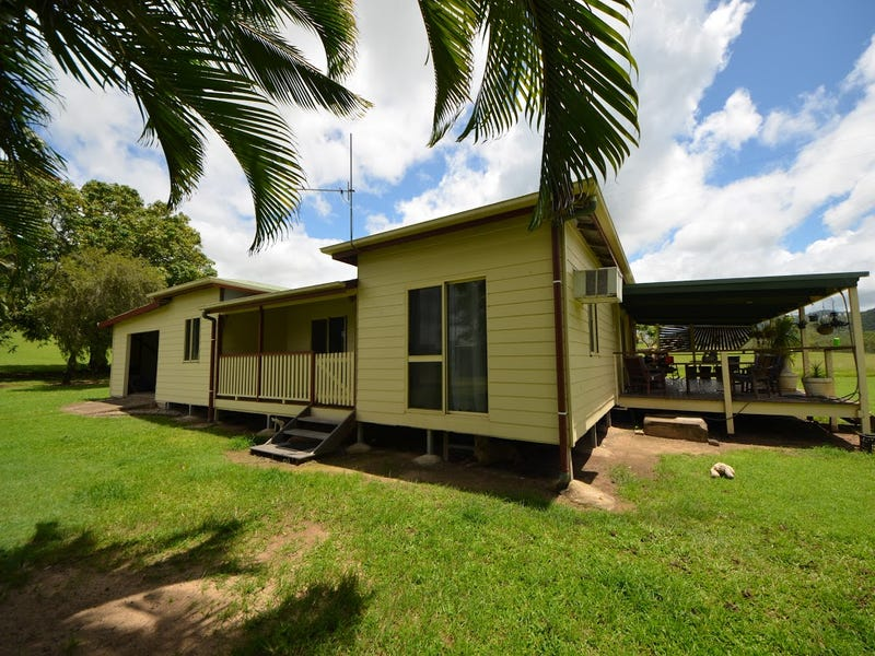 54 Johnsons Road, Mount Ossa, Qld 4741