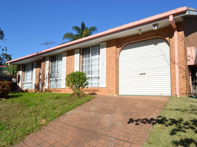 4  Eliza Way, Leumeah, NSW 2560