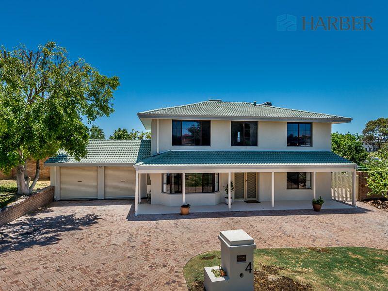4 Villa Court, Kallaroo, WA 6025