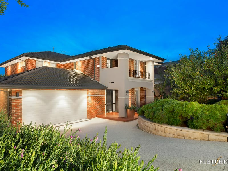 2 Russell Drysdale Place, Diamond Creek, Vic 3089