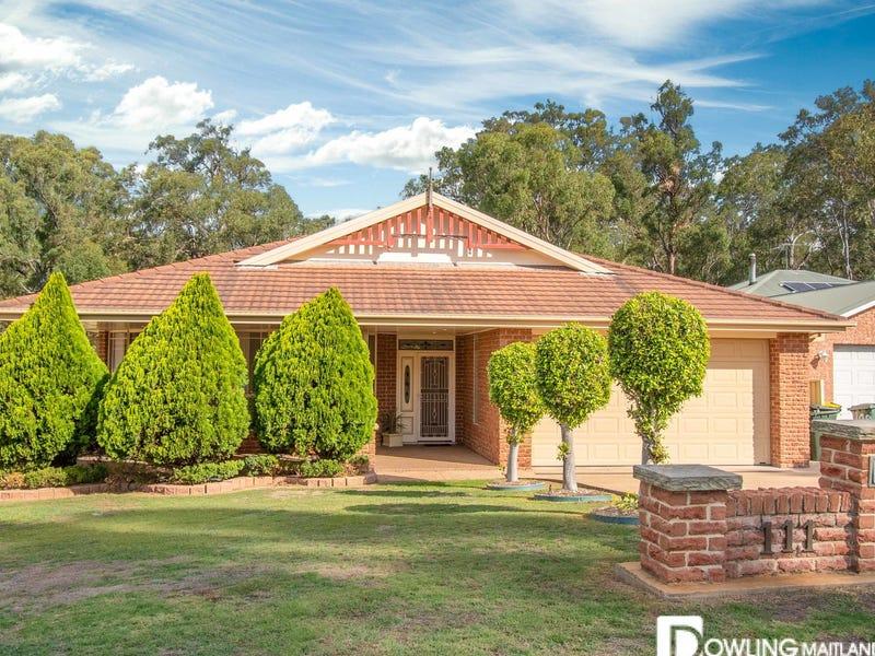 111 Denton Park Drive, Aberglasslyn, NSW 2320
