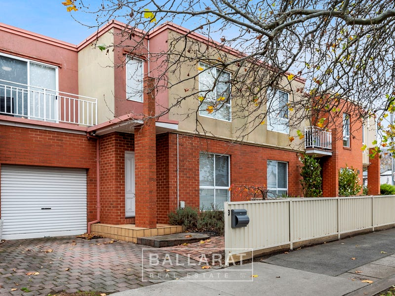 3/502 Lydiard Street North, Soldiers Hill, Vic 3350