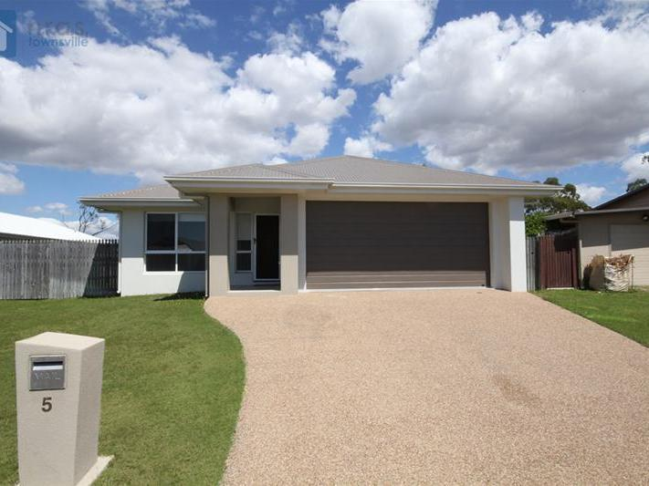 5 Ludlow Court, Mount Low, Qld 4818