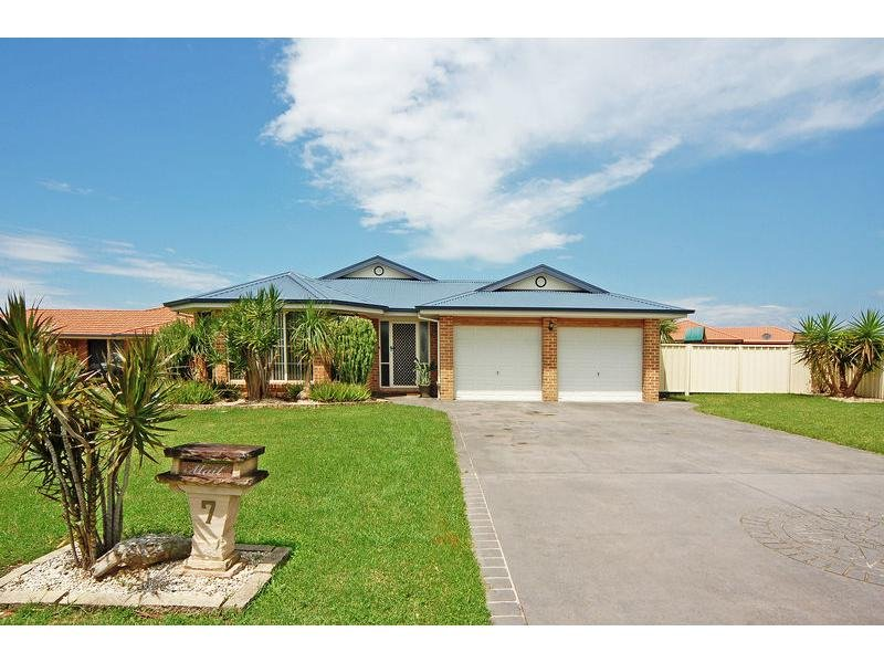 7 McTernan Place, Worrigee, NSW 2540