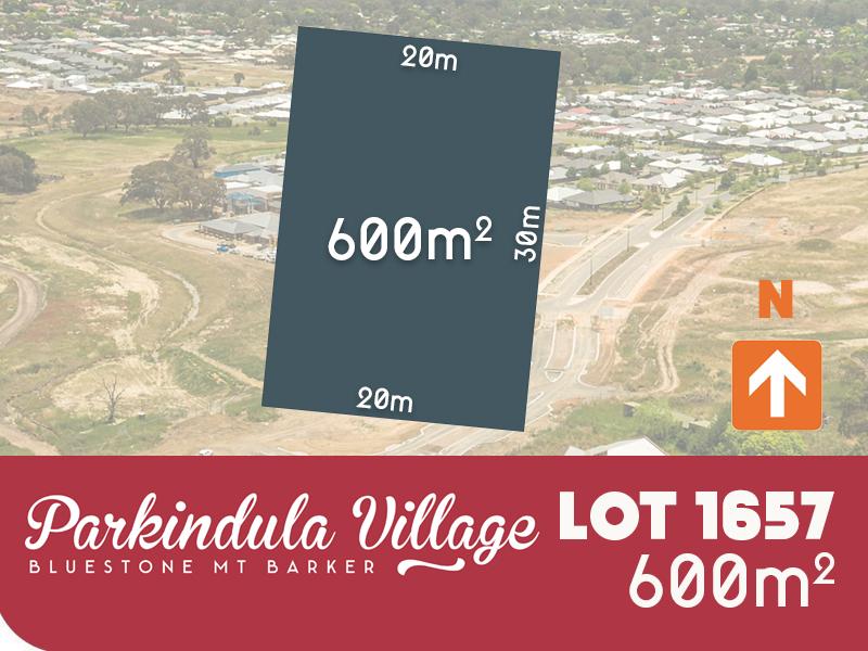 Lot 1657, Richmond Drive, Mount Barker, SA 5251