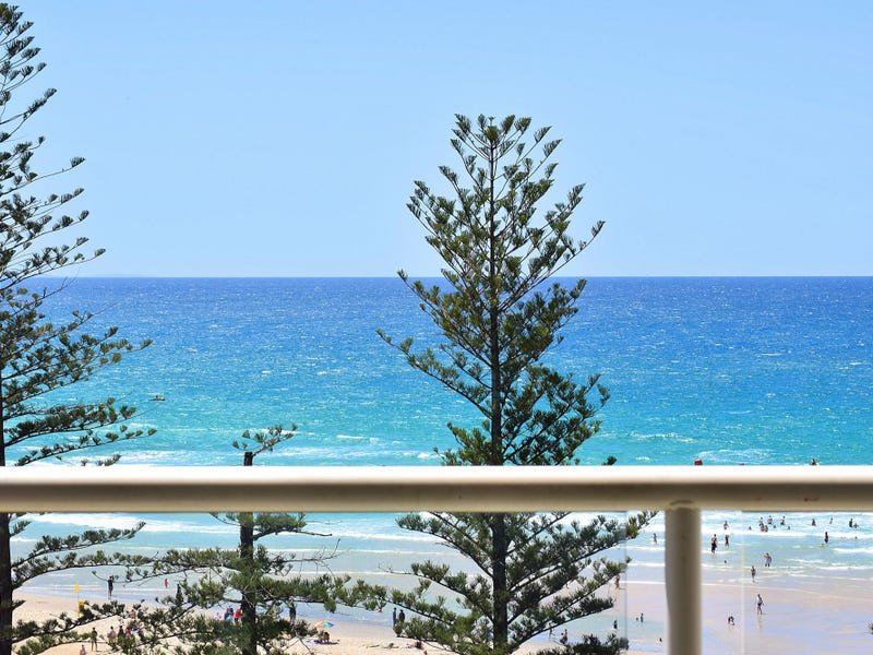 8F/52 Goodwin Terrace, Burleigh Heads, Qld 4220
