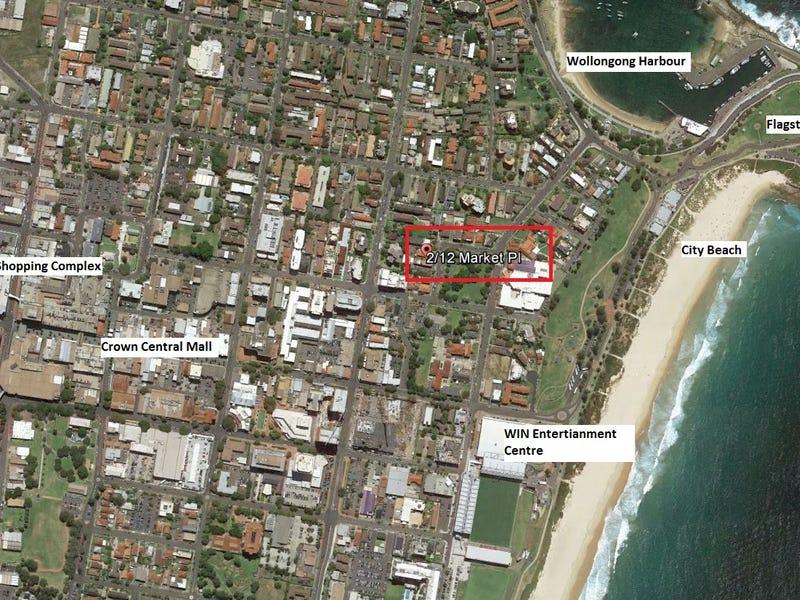 2/12 Market Place, Wollongong, NSW 2500