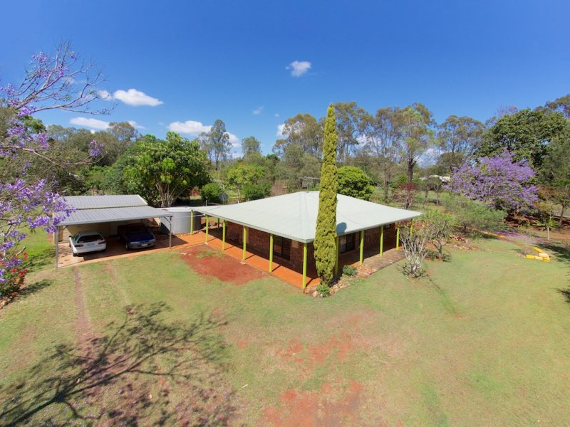 61 LOCKYER VIEW ROAD, Wivenhoe Pocket, Qld 4306