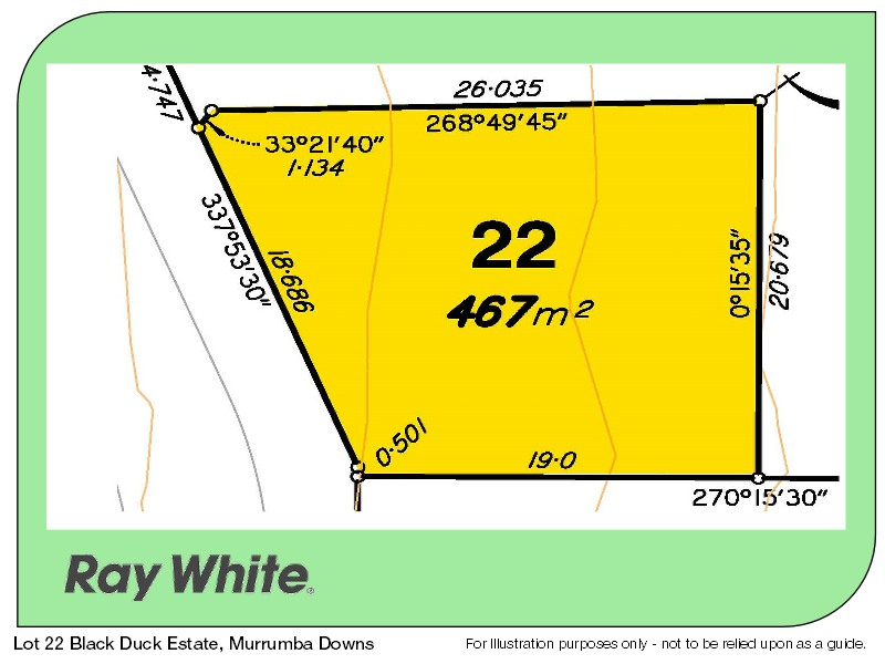 Lot 22 Goodwood Road (Kate Court), Murrumba Downs, Qld 4503