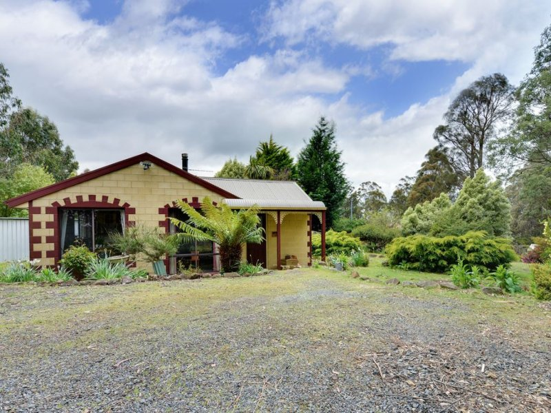 330 Collins Cap Road, Collinsvale, Tas 7012