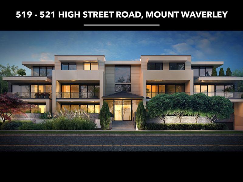 519-521 High Street Road, Mount Waverley