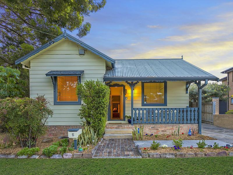 5 Grand Avenue, West Ryde, NSW 2114