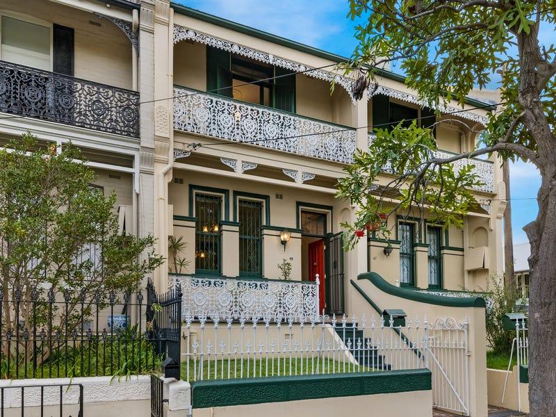 45 Lombard Street, Glebe, NSW 2037