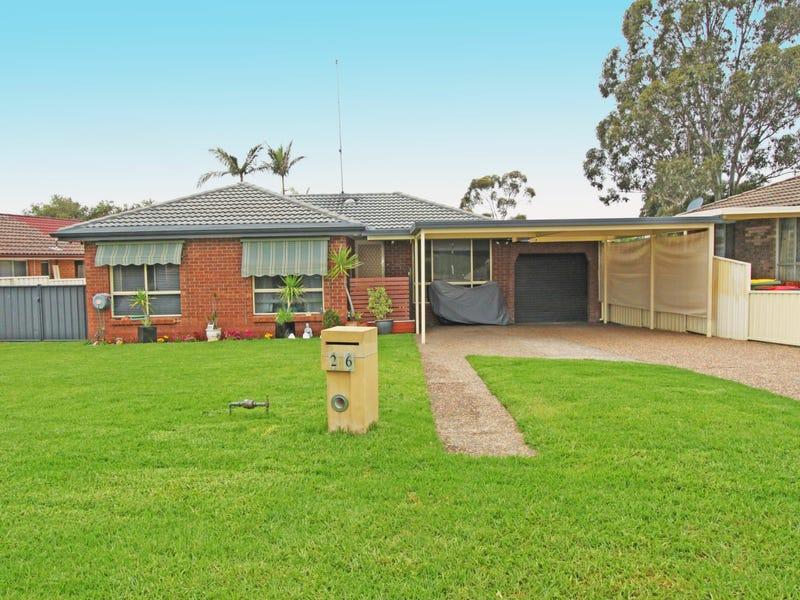 26 Carlyle Crescent, Cambridge Gardens, NSW 2747