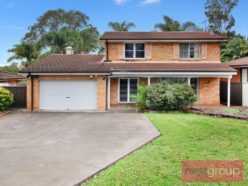 14 Chestnut Crescent, Bidwill, NSW 2770