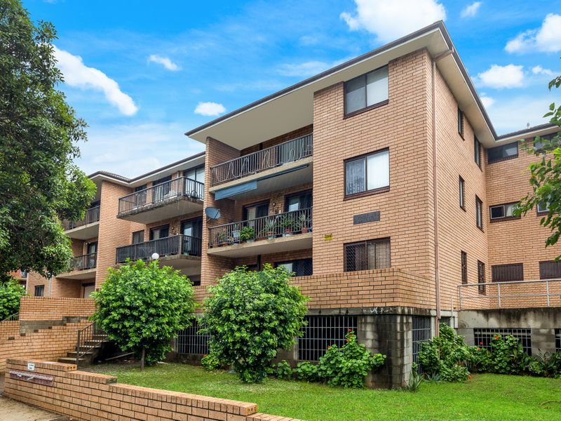 6/85 Castlereagh Street, Liverpool, NSW 2170