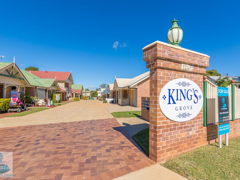 Unit 2A/124 KINGS GROVE, KING STREET, Caboolture