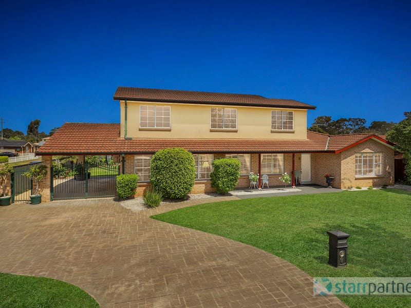 9 Scarsborough Crescent, Bligh Park, NSW 2756