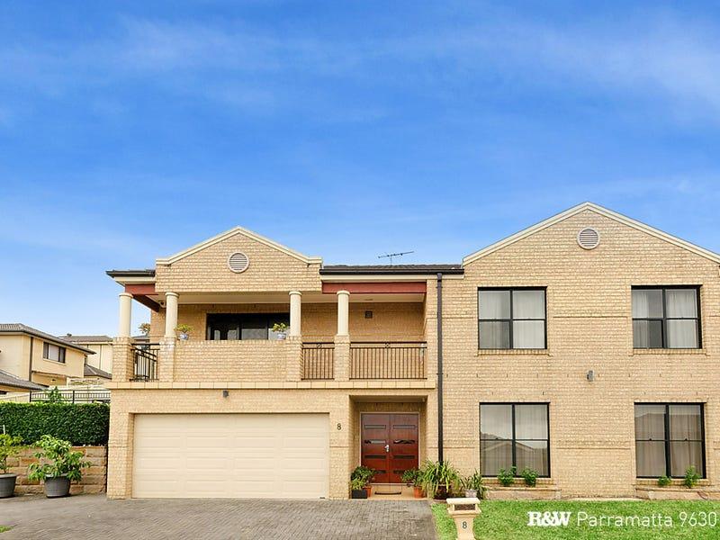 8 Mangalore Drive, Winston Hills, NSW 2153