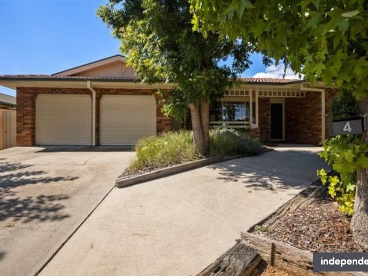 4 Miles Place, Jerrabomberra, NSW 2619