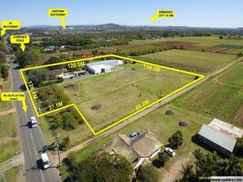538 MILES PLATTING ROAD, Rochedale, Qld 4123