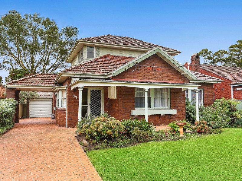 87 Barker Road, Strathfield, NSW 2135