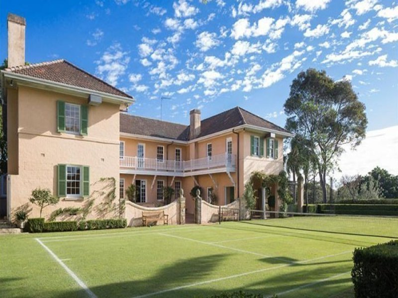 1 Rose Bay Avenue Bellevue Hill Nsw 2023