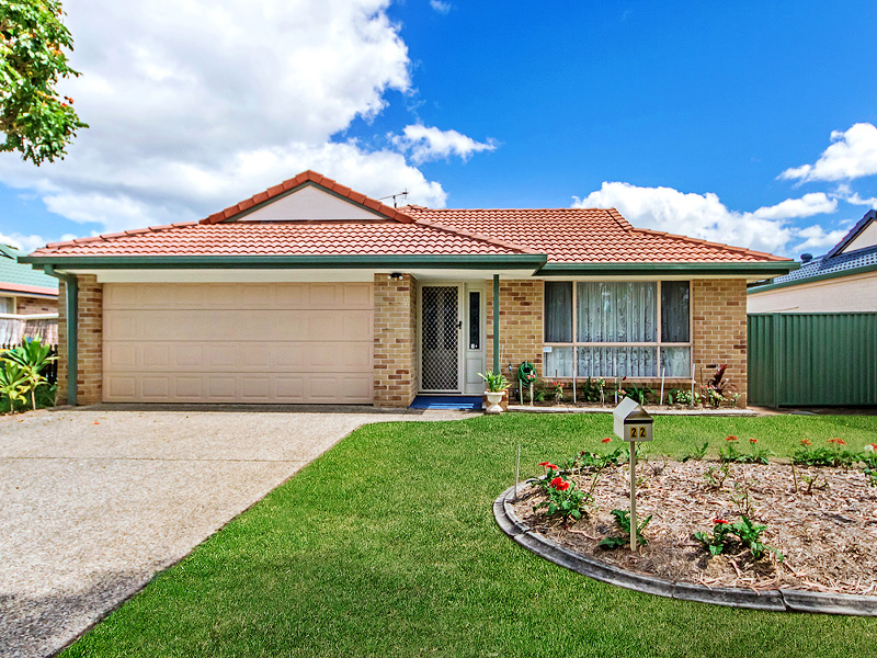 22 County Lane, Merrimac, Qld 4226