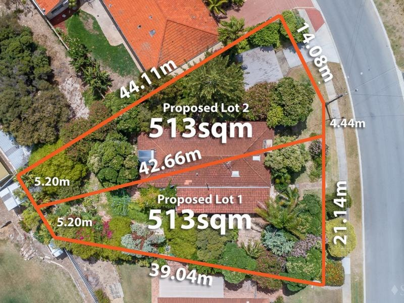 Lot 1 &2 3 Coonewarra Way, Quinns Rocks, WA 6030