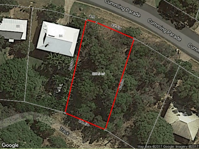 36 Cumming Parade, Point Lookout, Qld 4183