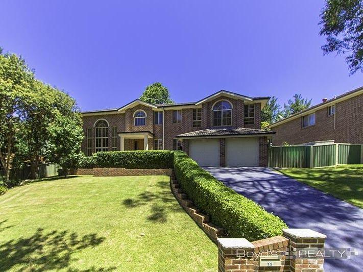 15 Syncarpia Way, Winmalee, NSW 2777