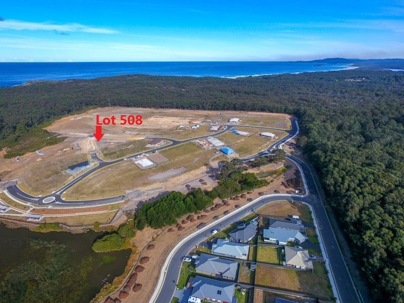 Lot 508 Ontario Way, Burrill Lake, NSW 2539
