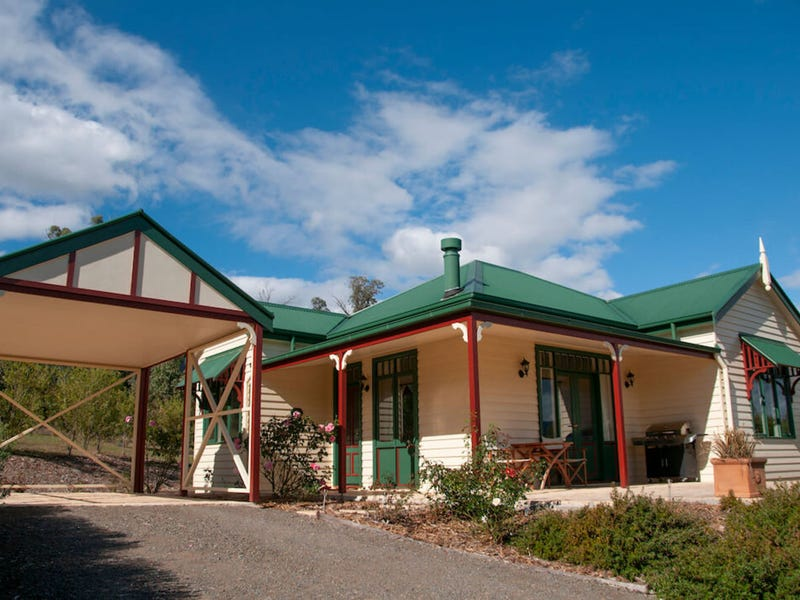 Fern Cottage/53 South Cathedral Lane, Buxton, Vic 3711