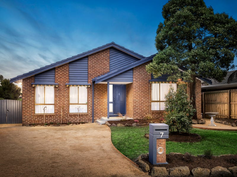 7 Fowler Court, Mill Park, Vic 3082