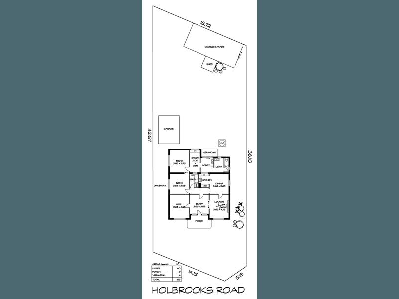 32 Holbrooks Rd [Corner Westall Ave], Flinders Park, SA 5025