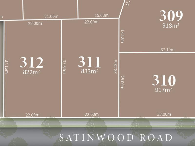 Lot 311, Satinwood Road | Mulgoa Sanctuary, Glenmore Park, NSW 2745