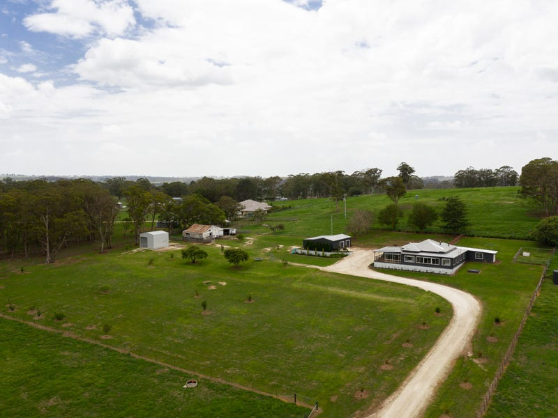 315 Toms Gully Road, Black Mountain, NSW 2365