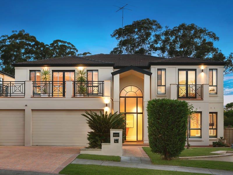 94 James Mileham Drive, Kellyville, NSW 2155
