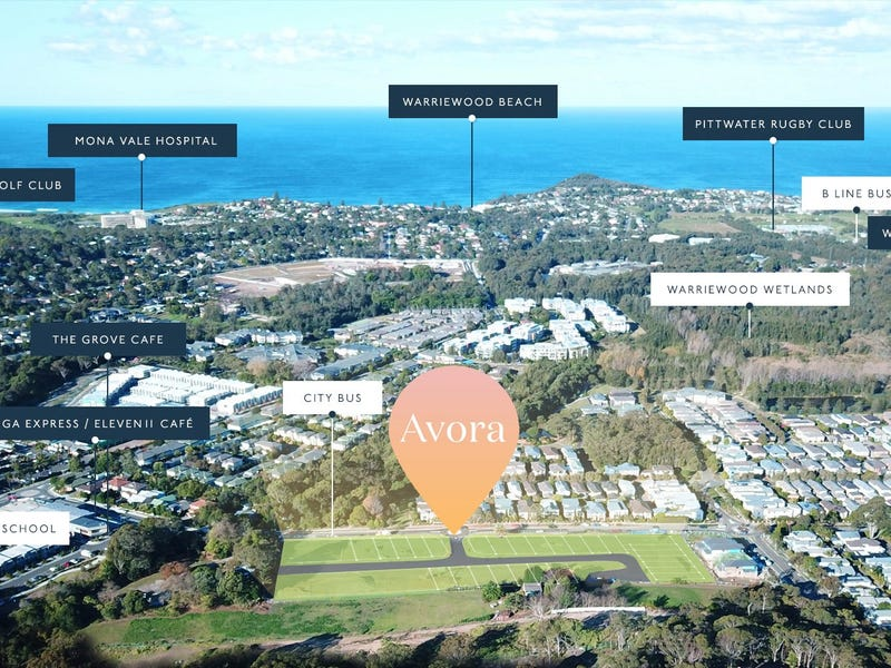 Land Now Selling 228-260 Garden St (Avora Estate), Warriewood, NSW 2102