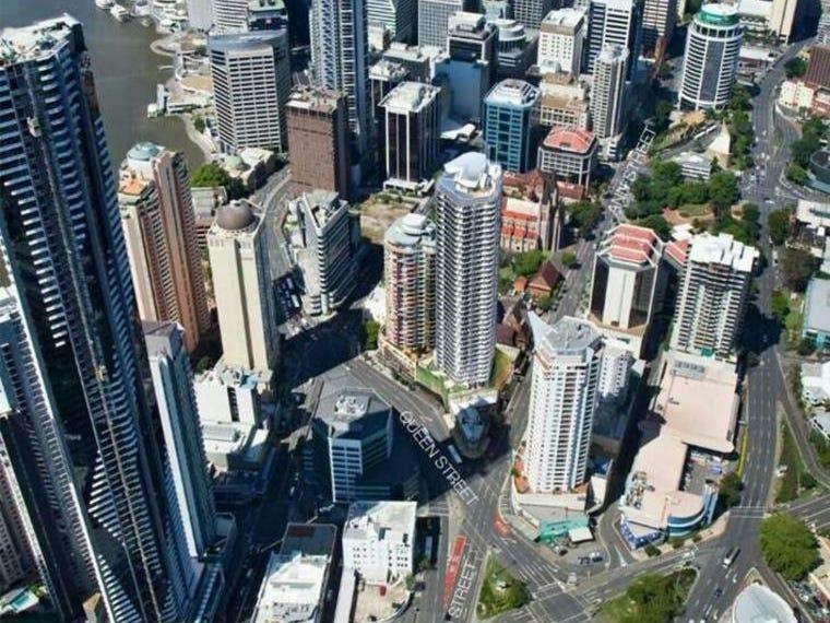 2406/550 Queen Street, Brisbane City