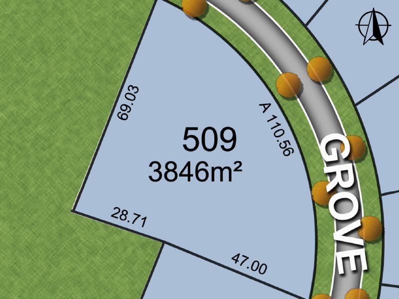 Lot 509 Pistacia Grove, Branxton, NSW 2335