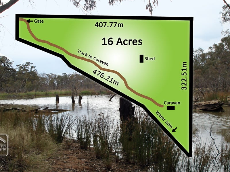 Lot 1 Williamsons Road, Laanecoorie, Vic 3463
