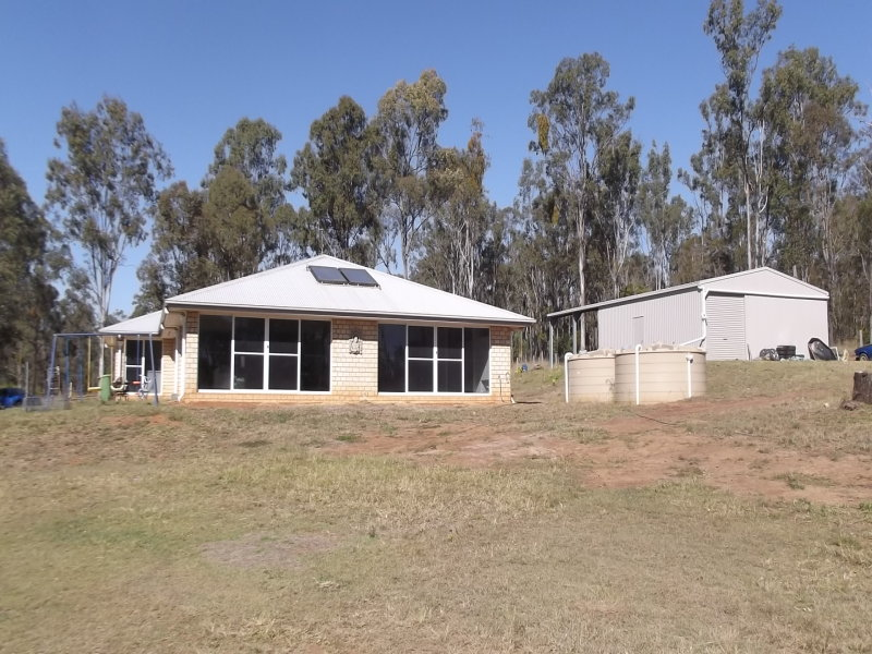 92 ALTHAUSES ROAD, Murgon, Qld 4605
