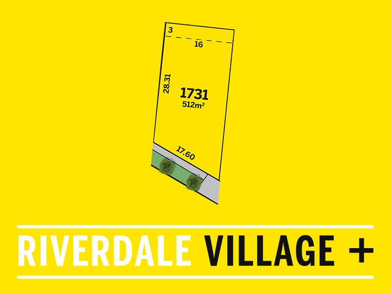 Lot 1731, Riverdale Village, Tarneit, Vic 3029