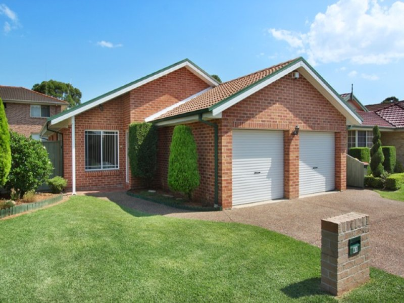 41 Lyndhurst Ct, Wattle Grove, NSW 2173